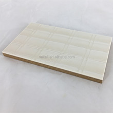 fire resistant woody decorative acrylic wall panel