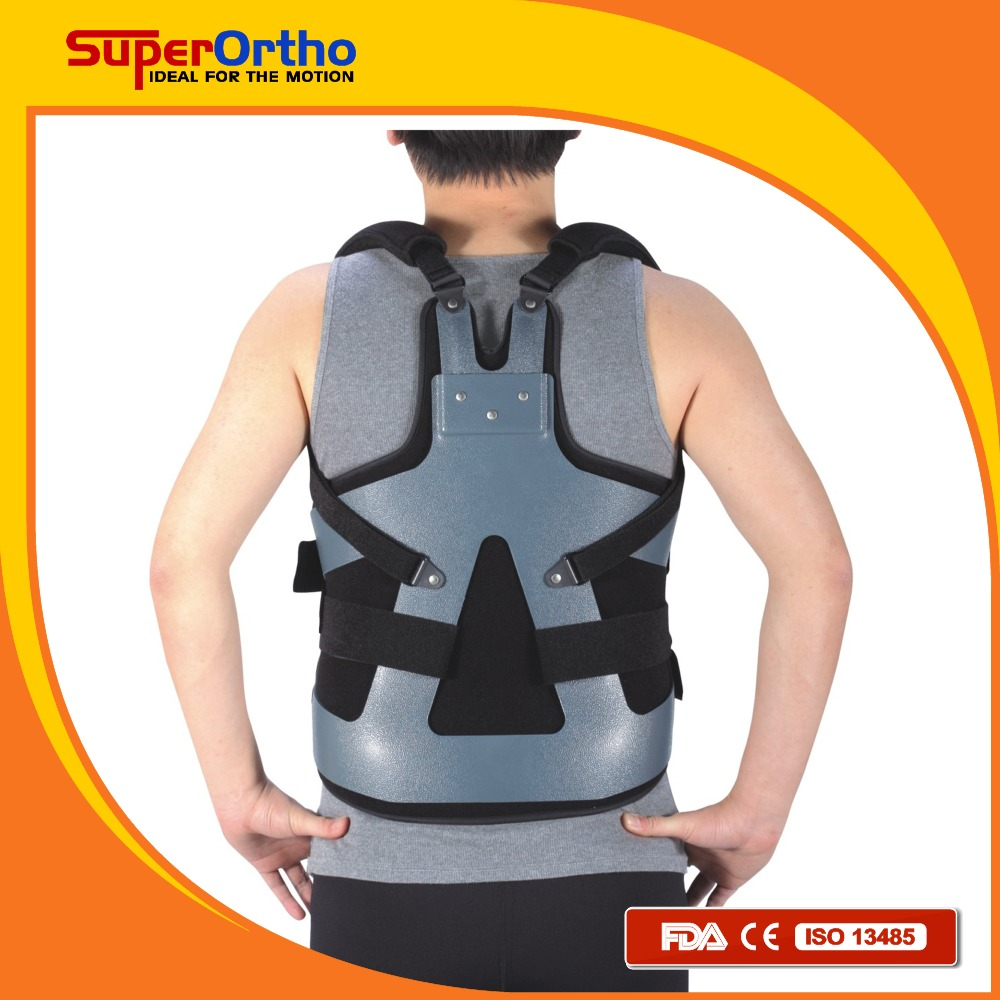 B2-001 Ventilative Vertebra Lumbar Back Support Belt