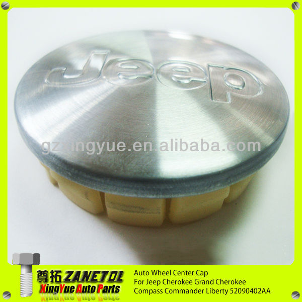 Auto Wheel Center Cap For Jeep Cherokee Grand Cherokee Compass Commander Liberty 52090402AA