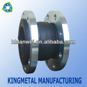 Good Quality British Standard Rubber Expansion Joint with Flange