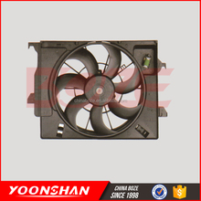 Auto parts radiator fan and cooling for IMPORT K2 NEW RIO 25380-1R050