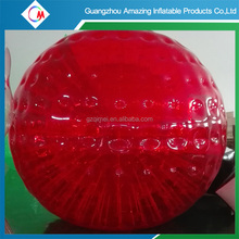 Free shipping ! Factory Customize ! Inflatable toy type inflatable TPU/PVC inflatable human zorb ball