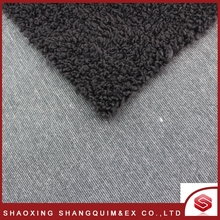 Wholesale imported flame retardant bonded sherpa fleece fabric