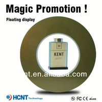 New invention 2013 !! Magnetic Floating pop display ,mobile phone display counter