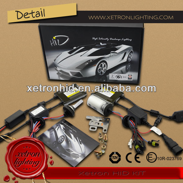 Error Free Super Canbus Angel Eyes HID Kit H1 H3 H4 H7 H8 H9 H10 H11 H13 9004 9005 9006 9007 D1 D2 D3 D4 for Car Headlamp