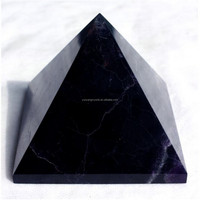 wholesale natural rock amethyst fluorite imported quartz crystal pyramid for crystal healing and reiki