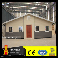 Have 58 square meters large space mobile prefab houses made in china