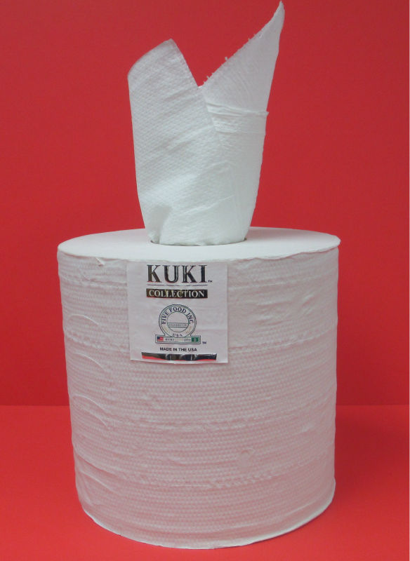 Kuki Collection Centerpull Towels