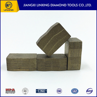 High Efficiency Reinforced Diamond Segment Cutting Concrete for Sale
