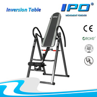 Wholesale fitness Equipment Exercises foldable Inversion therapy Table