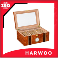 Decoration wooden cigar boxes for sale