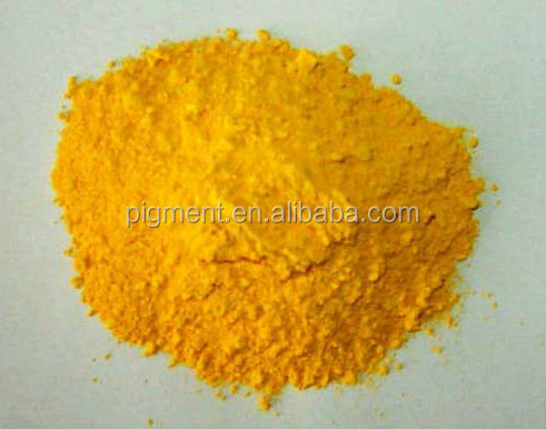 Pigment Permanent Yellow 2GS P.Y.14 for paint
