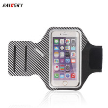 2016 New products Sport Armband For Iphone 6 Case,soft running armband, For iPhone 6 Running Armband