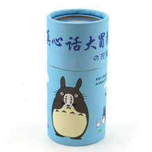 Lovely round toy package box gift packaging boxes for toy