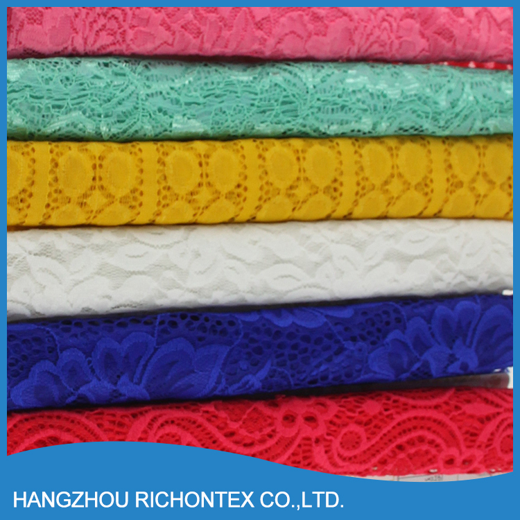 High quality cord lace fabric 2015