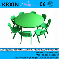 green color kids table plastic children round table with chairs more cheap dinner table