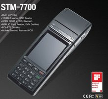 WOONGJIN STM-7700 MOBILE PRINTER