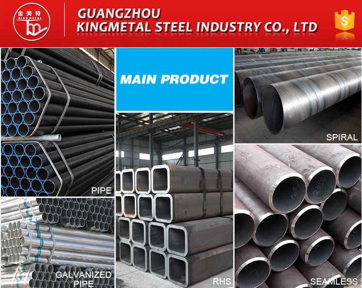 GB5310 15NiCuMoNb5 /st52 18 inch sch160 alloy steel pipe / carbon seamless steel pipe