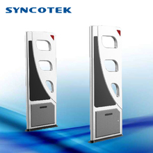 SYNCOTEK EAS AFI Security Library RFID Tag Alarming Access Gate Reader