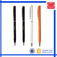 Multi-functional high quality gift pen promotional ballpoint metal pen