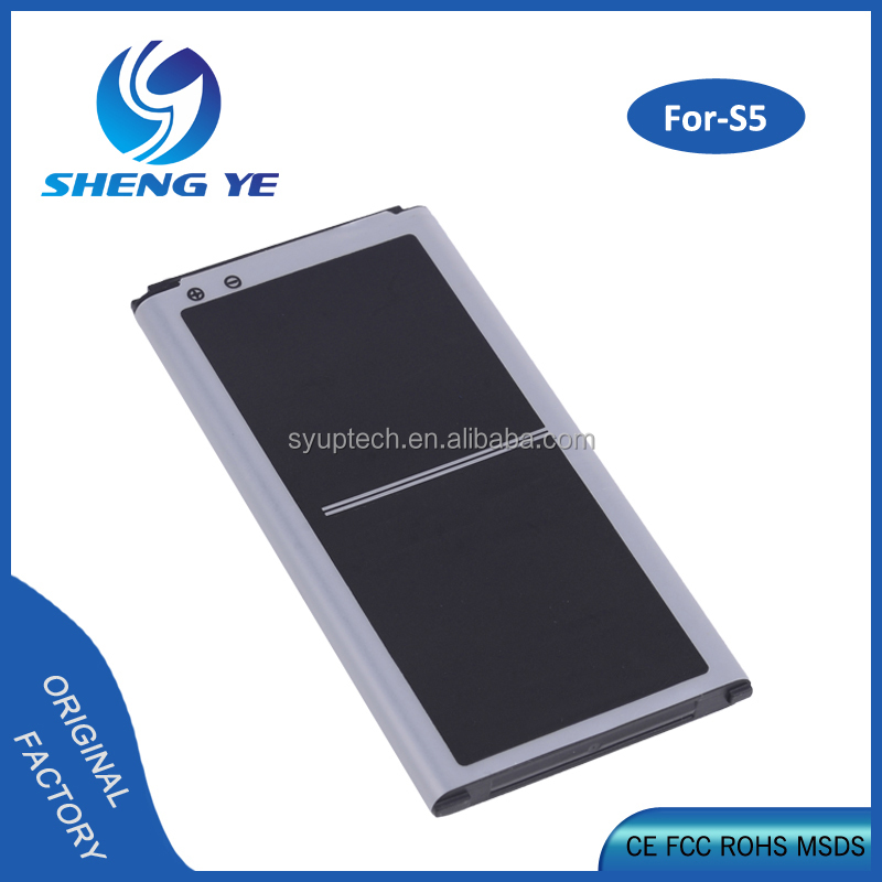 2800mah S5 I9600 G9006 G9008 G9009 G9008 I9602 G9008 100% genuine battery for samsung galaxy s5 EB-BG900BBC battery original