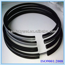 LU35 piston rings fit for hanshin arine diesel engine