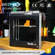 Professional factory good price efficient printing 3d object printer