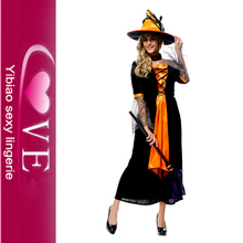 Drop Ship Cheap Party Dress Carnival Costume Wizard Halloween Costume For Women
