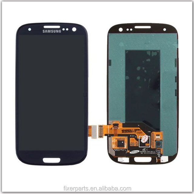 Wholesale Display lcd for samsung galaxy s3 i9300 lcd screen assembly
