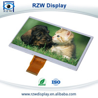 7 inch TFT Rearview LCD Color Monitor module