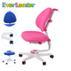 Everleader Ergonomic Study Chair Table Chair For Children