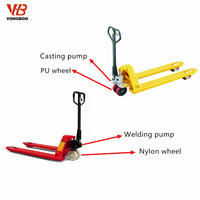 Hand Operated Material Handling Tools 5