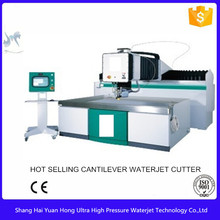 precision cutting cnc CE ISO ez jet water cannon customized
