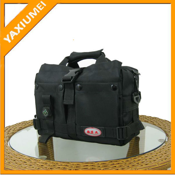 hot sales waterproof shockproof messenger digital camera bag