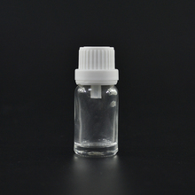 Hot sale free samples 10ml essential oil glass bottle with reducer and cap
