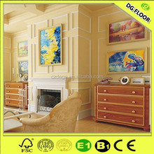 AC4 HDF High Quality Easy Protect Quick Lock Laminate Flooring With Favourable Price