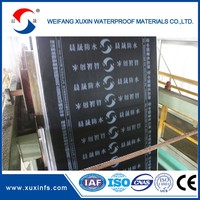 sbs/app modified bitumen waterproofing roofing felt membrane for tiling