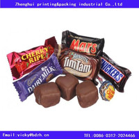 plastic candy bar wrapper designs