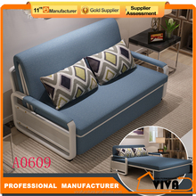 Guangzhou Furniture Sleeper Fabric Sofa Bed, Put Out Sofa Cum Bed Folding best for sale