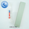 High quality portable disposable toothbrush for travel and hotel