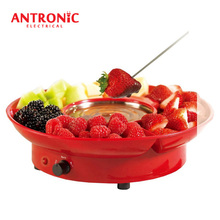 Antronic ATC-CF19B chocolate fountain machine with separated parts