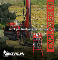 Explorer 60 Full Hydraulic Drill Rig