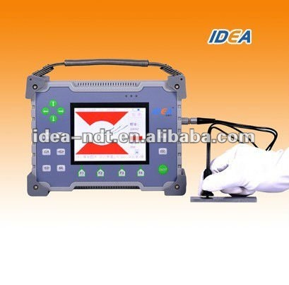 IDEA 2D Eddy Current Flaw Detector/dust measuring equipment