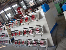 stainless steel flexible winding wire machine