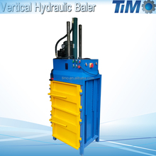 hydraulic trash compactor for PET bottle