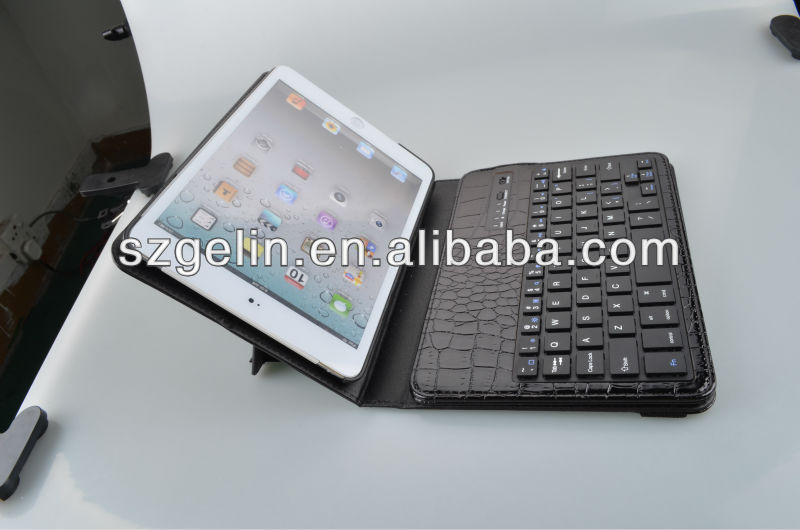 black bluetooth keyboard for ipad mini