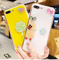 silicon case for iPhone 7 smartphone cartoon cover,mobile phone shell,cell phone case for iPhone 7 plus
