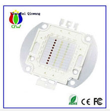 Multichip led in indicator light OF 30W RGB LED by epileds chip