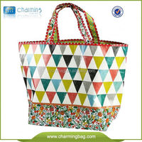 Eco Recycled Silk Screen Pringting Non Woven Bag