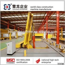 Prestressed concrete machine for concrete floor slab,roof,stairs,balcony,beam,fence wall